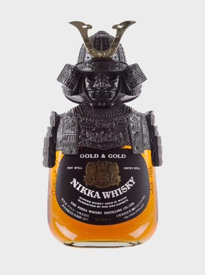 Nikka Gold & Gold (Samurai) whisky 日本武將威士忌