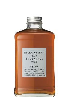 Nikka from the barrel whisky 日本 鶴 調和威士忌