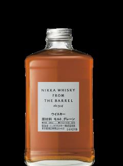Nikka from the barrel whisky 日本 鶴 調和威士忌