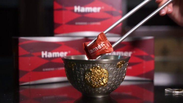 Hamer Candy Ginseng coffee HK
