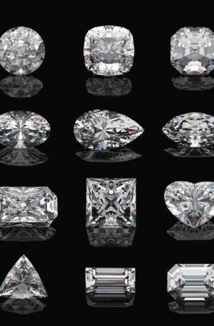 Diamond jewelry 鑽石首飾