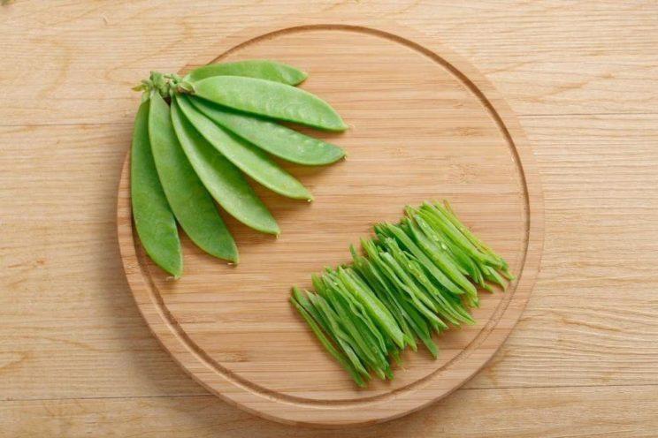 荷蘭豆 V.S 中國豆