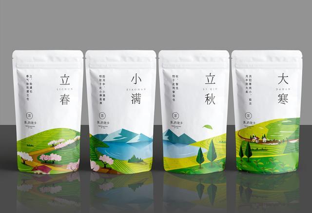 人靠衣裝 物要包裝 各地茶葉設計PK
