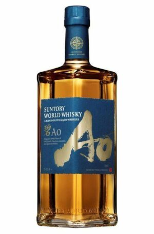 三得利 愛蘇美加日 Ao 碧 調和威士忌 Suntory whisky